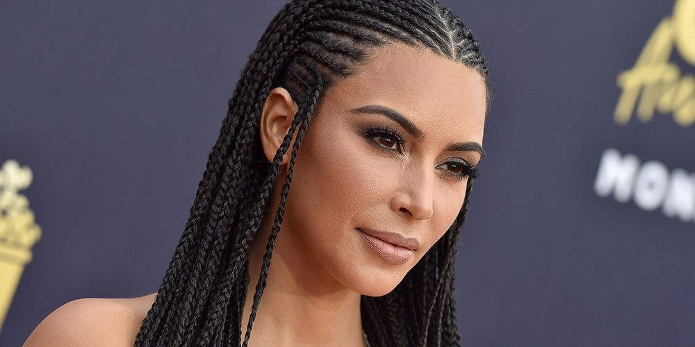 Kim Kardashian defends her decision to wear cornrows