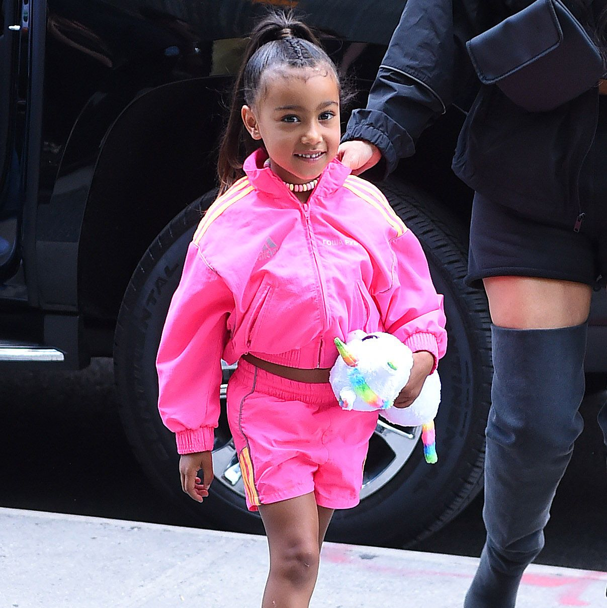 North West Has A 7-Year-Old Boyfriend Who's Already Getting Her Tiffany & Co. Gifts