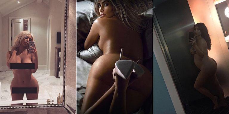 Kim Kardashian Naked  Kim Kardashian Nude-5508