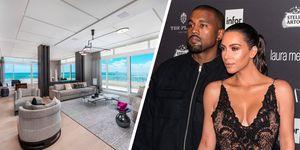 Así es la casa que Kanye West compró a Kim Kardashian por Navidad