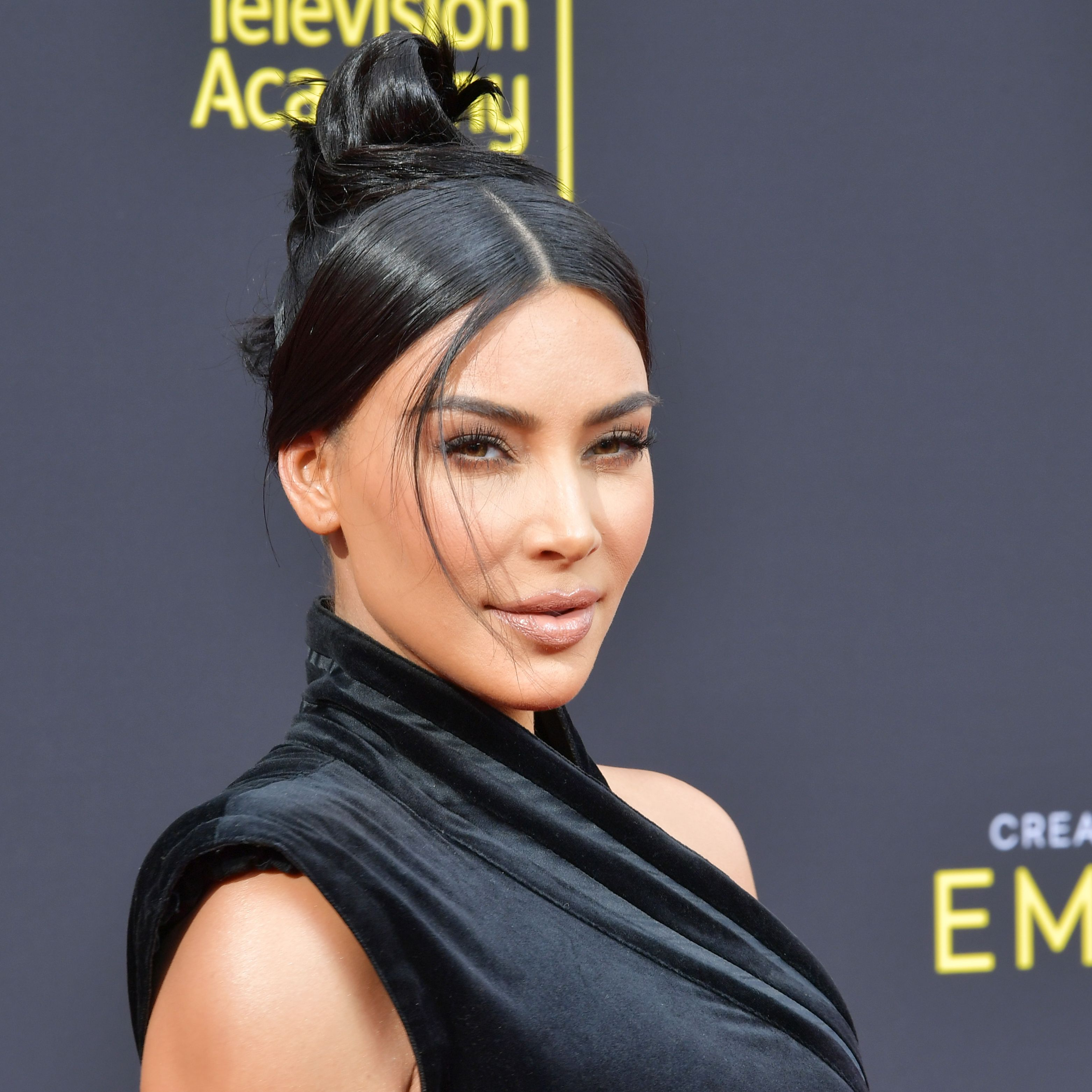 Kim Kardashian on her struggle...
