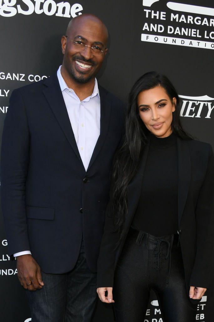 Van Jones has now responded to Kim Kardashian dating rumours