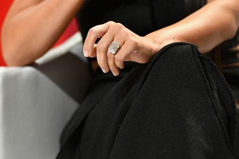 fc4b3d95f The Backstory Behind Kim Kardashian s Stolen Diamond Ring Is Very ...