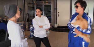 Kim Kardashian shading Tristan Thompson