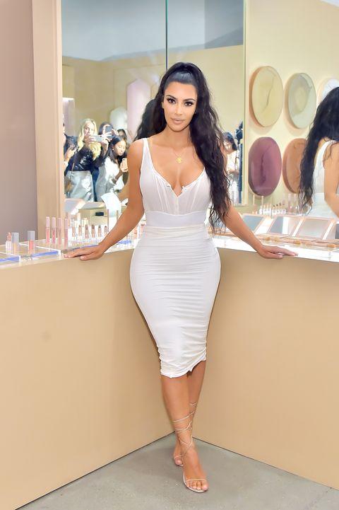 Kim Kardashian\'s most stylish outfits ever