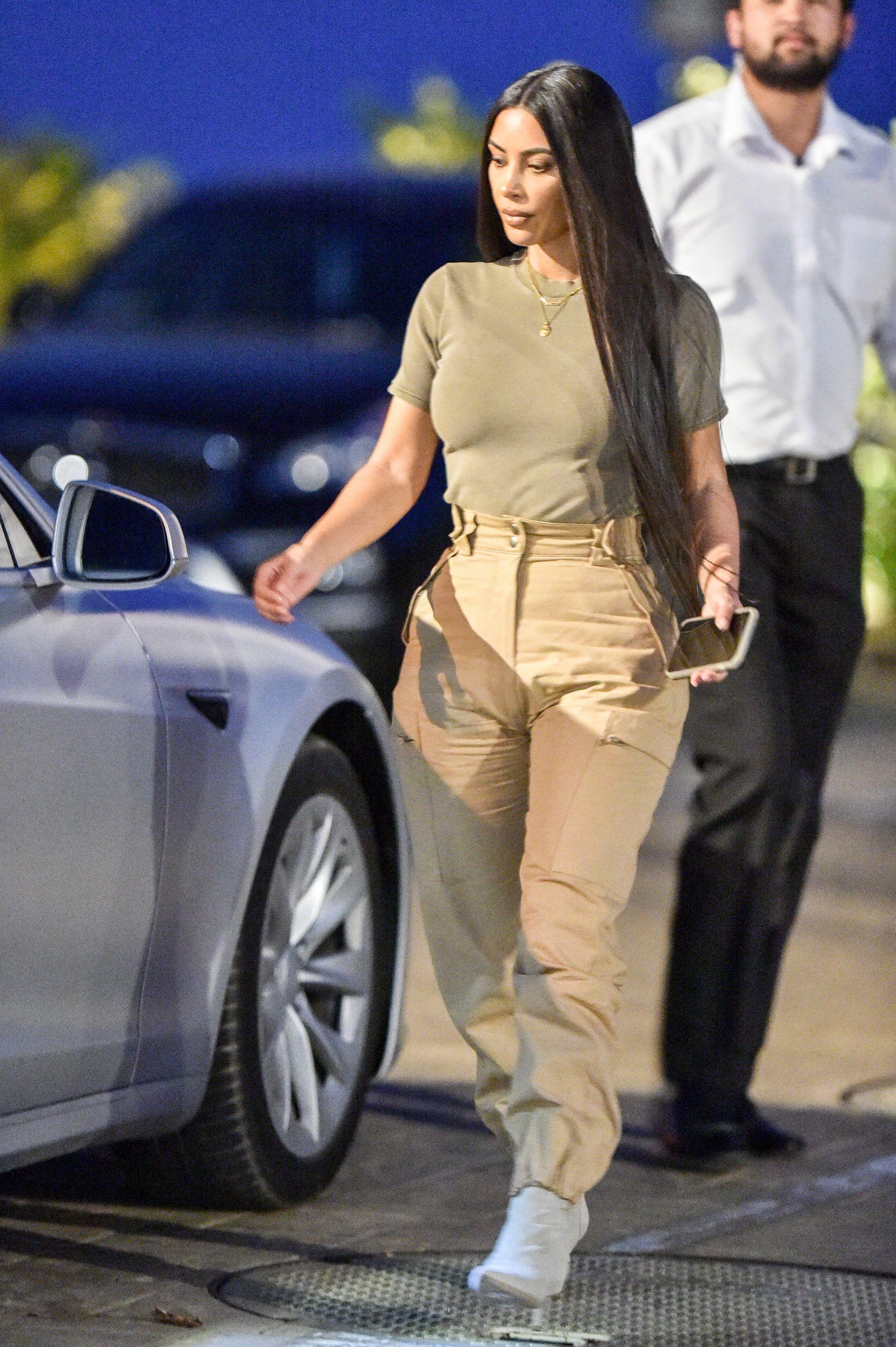 160b476a6387d Kim Kardashian's most stylish outfits ever