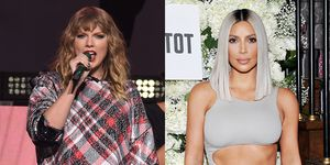 Why Taylor Swift fans are flooding Kim Kardashian's feed with rat emojis rn