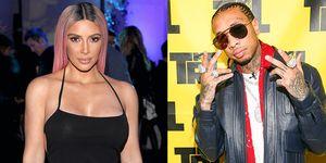 Kylie Jenner's ex Tyga just shaded Kim Kardashian on Instagram