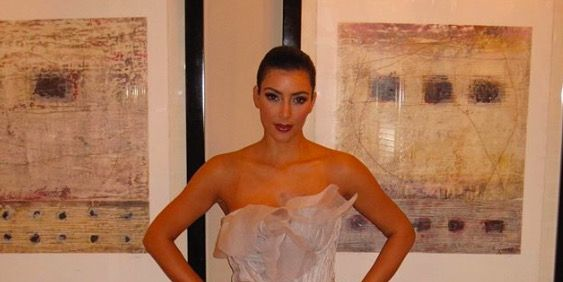 Kim Kardashian looks unrecognisable in throwback snaps - Cosmopolitan UK