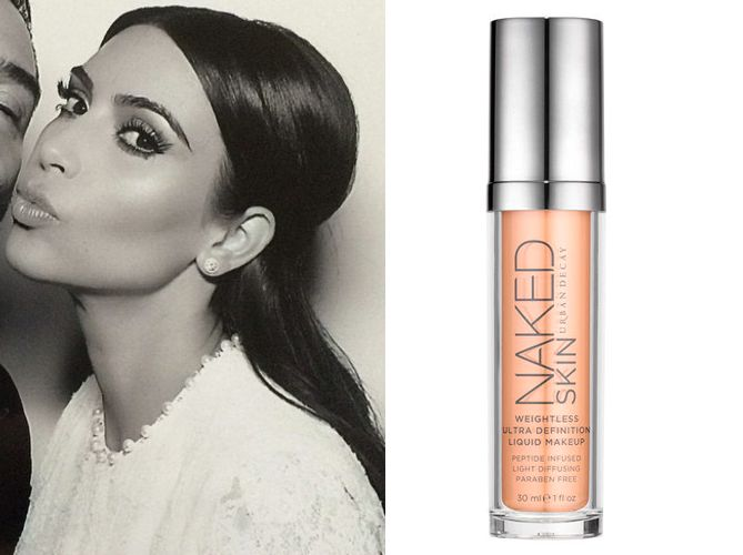 ad1b51f9050 These are Kim Kardashian's favourite foundations