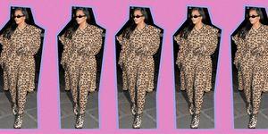 Kim Kardashian West Naomi Campbell