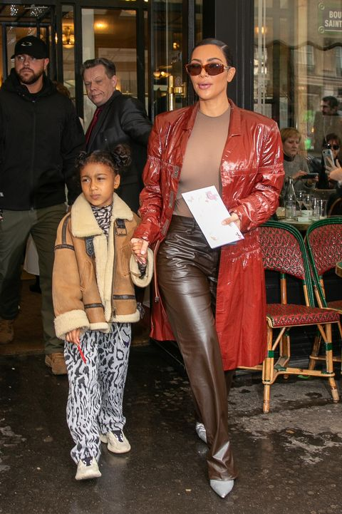 celebrity sightings in paris   march 2, 2020