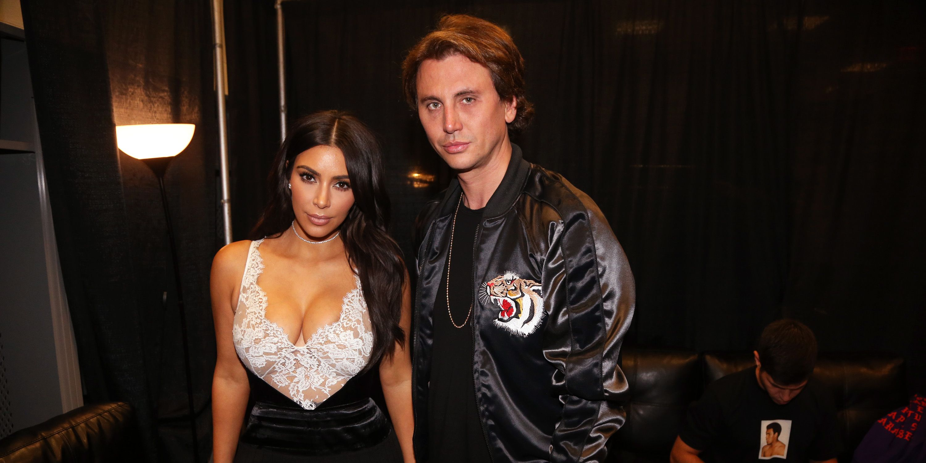 Here's What Kim Kardashian's BFF Jonathan Cheban Thinks About Those Twin Rumours