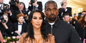 Kim Kardashian Kanye West renew vows wedding