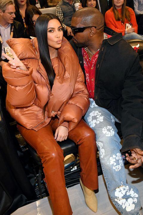 Kim Kardashian Kanye West best pictures