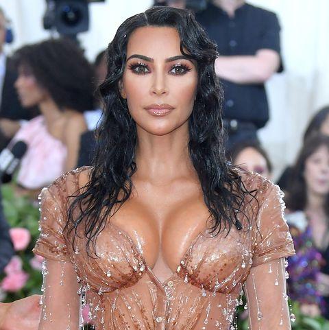 Kim KardashianThe 2019 Met Gala Celebrating Camp: Notes On Fashion - Arrivals