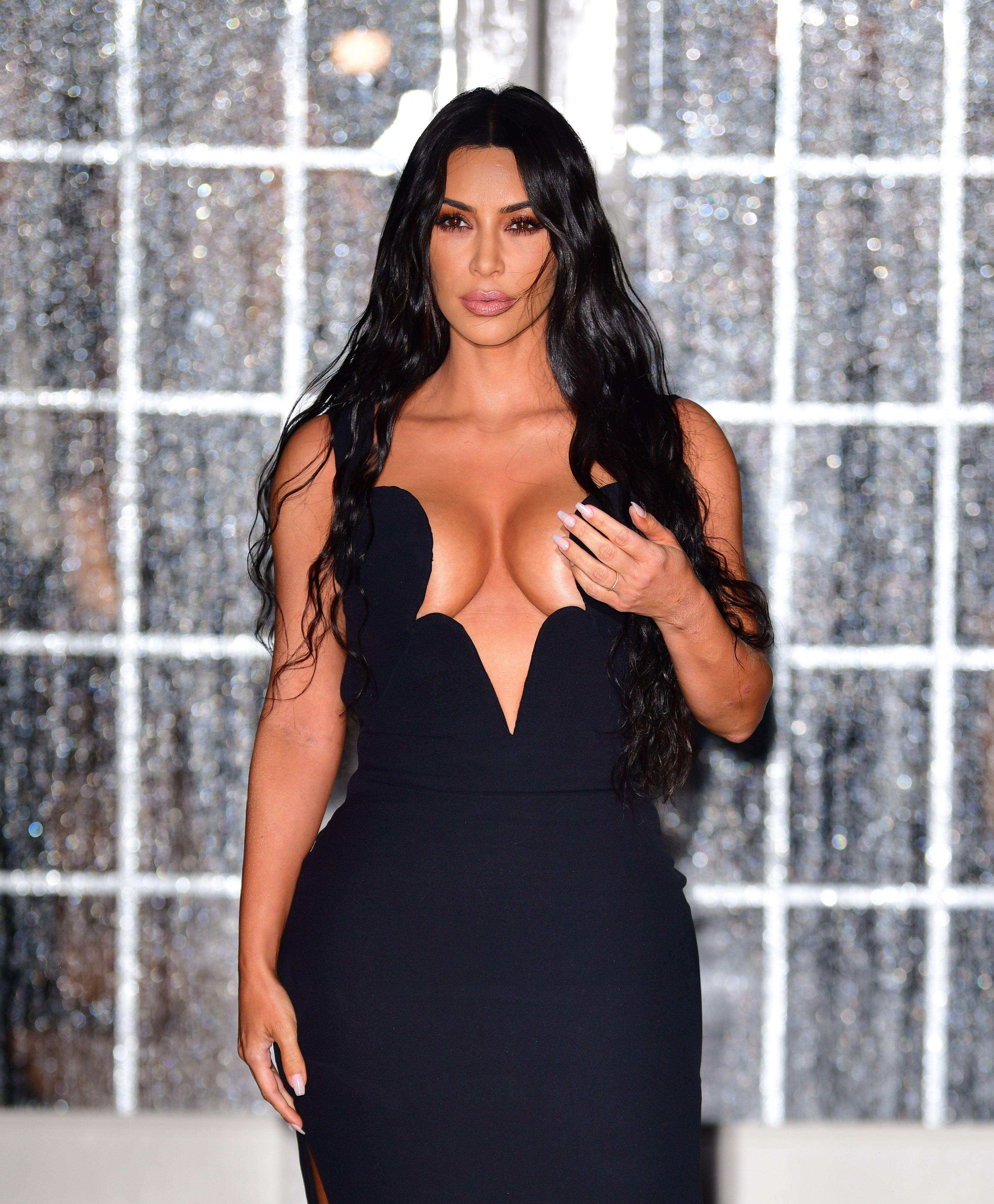 Kim Kardashian Calls Out Fast Fashion for Copying Kanye
