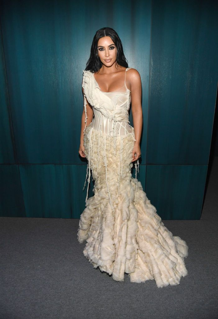The historical significance of Kim Kardashian West's vintage Alexander McQueen dress