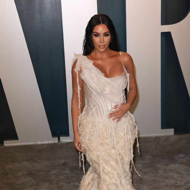kim kardashian says she wishes she 'only married once'