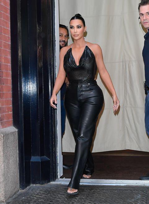 Celebrity Sightings In New York City - September 11, 2019