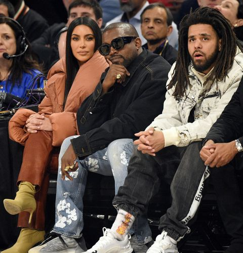celebrities attend the 69th nba all star game   inside