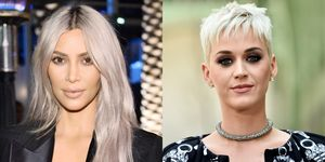 Kim Kardashian and Katy Perry