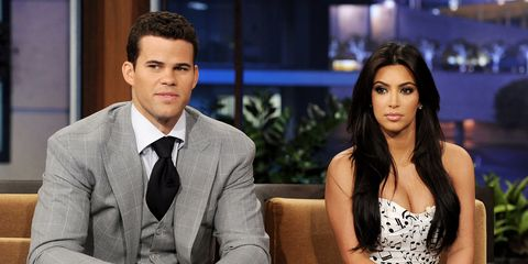 Kanye was talking to Kim in run-up to her wedding to Kris Humphries