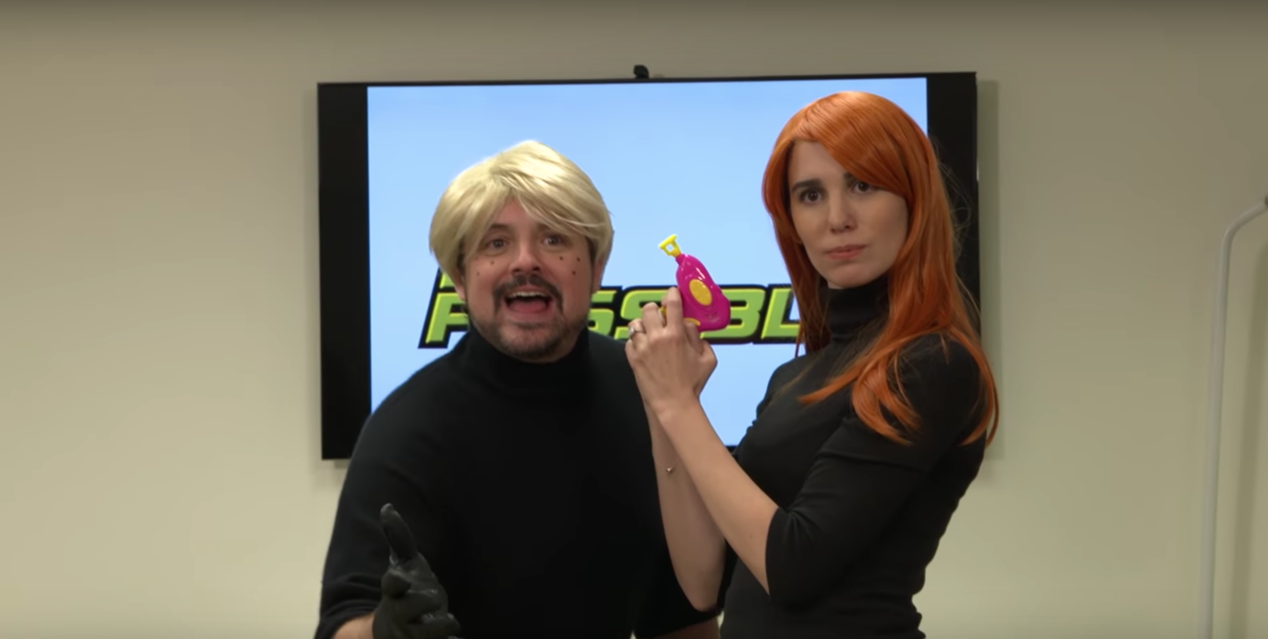 Kim Possible Live Action Movie Cast Announced By Previous Stars