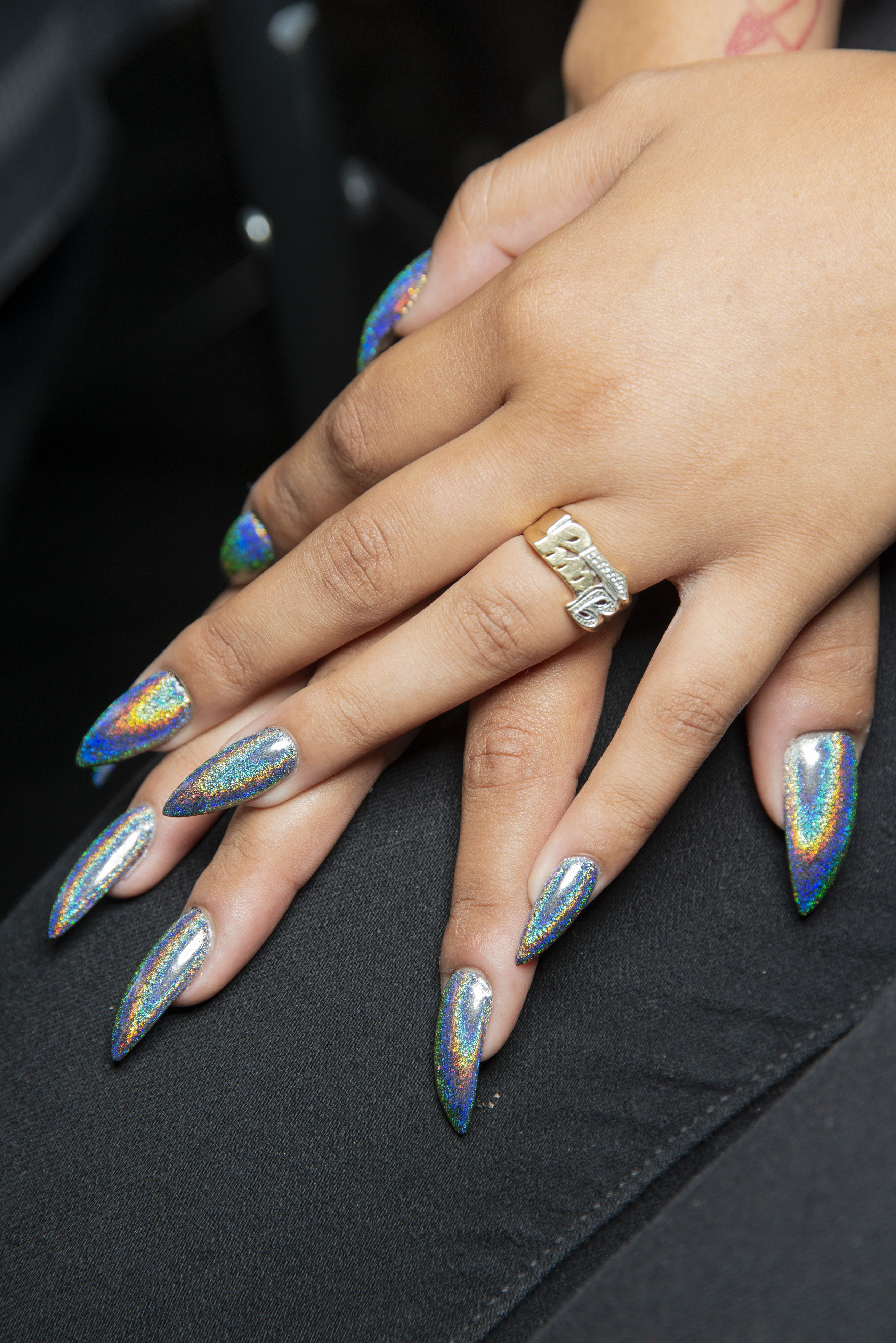 Spring Nail Trends For 2019 Best Ss19 Spring Runway Trends For Nails