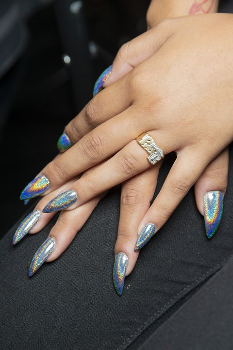 Spring 2019 Nail Trends and Manicure Ideas - 30 Coolest Nail Art ...