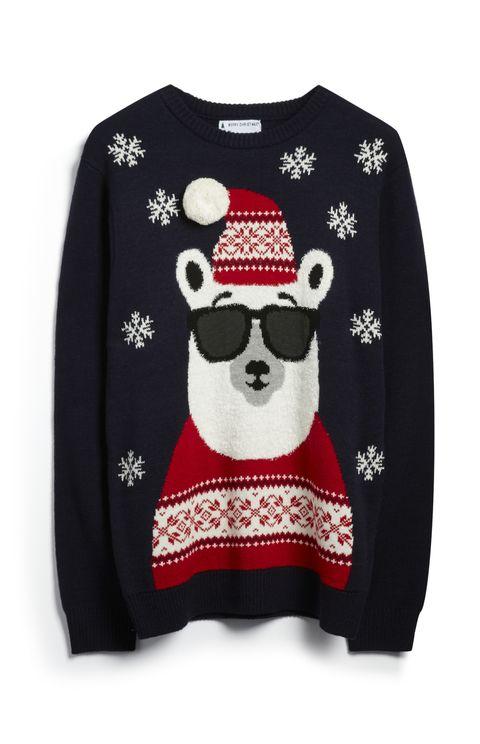 variedad de estilos de 2019 Venta barata que buen look Primark vende ya sus jerseys de Navidad y este año vas a ...