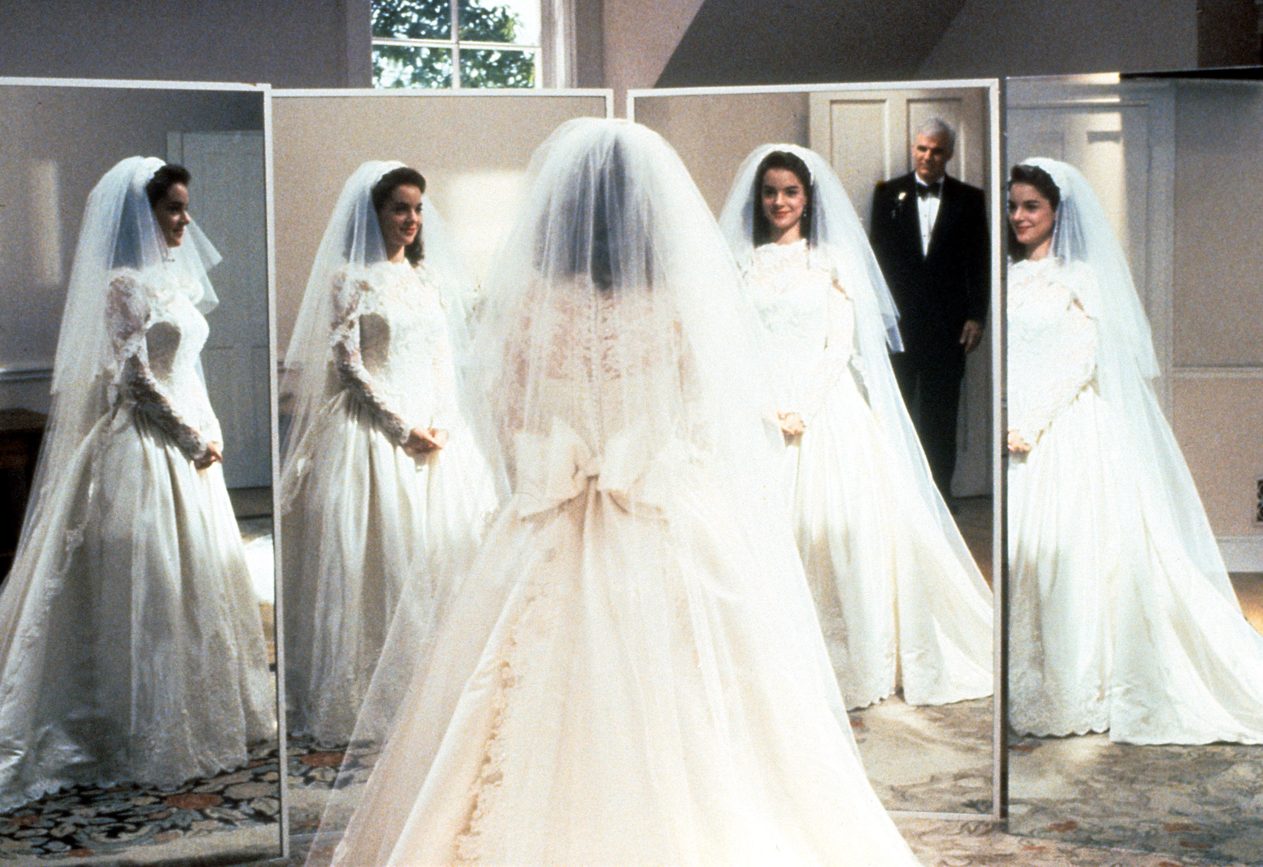 20 Most Iconic Movie Weddings Of All