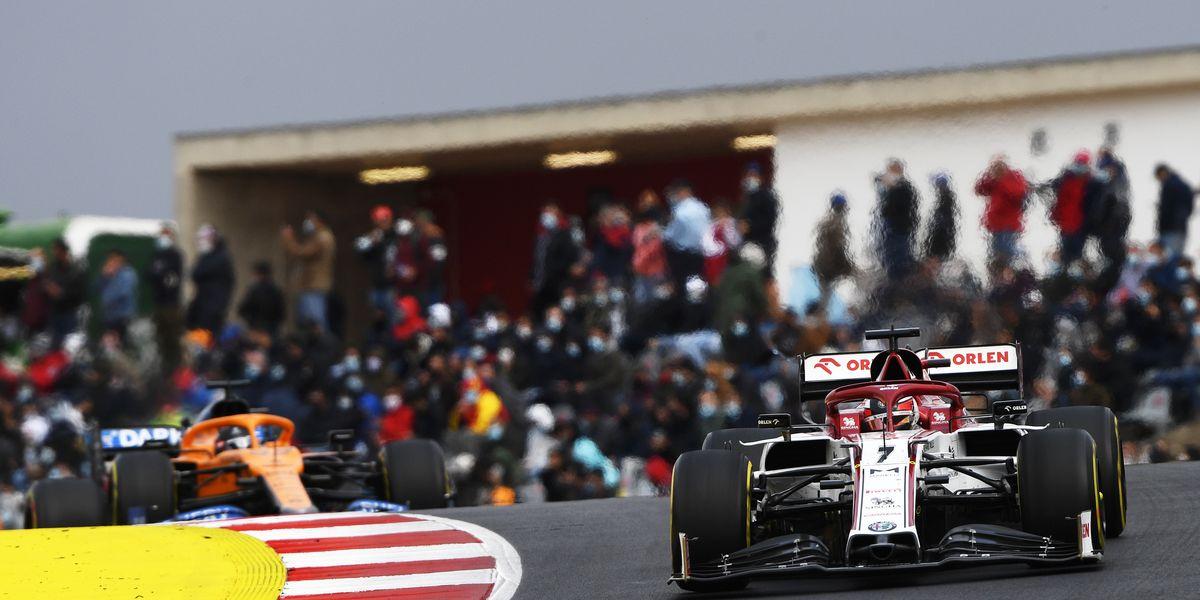 2007 F1 Champ Kimi Raikkonen to Return for 1 More Season