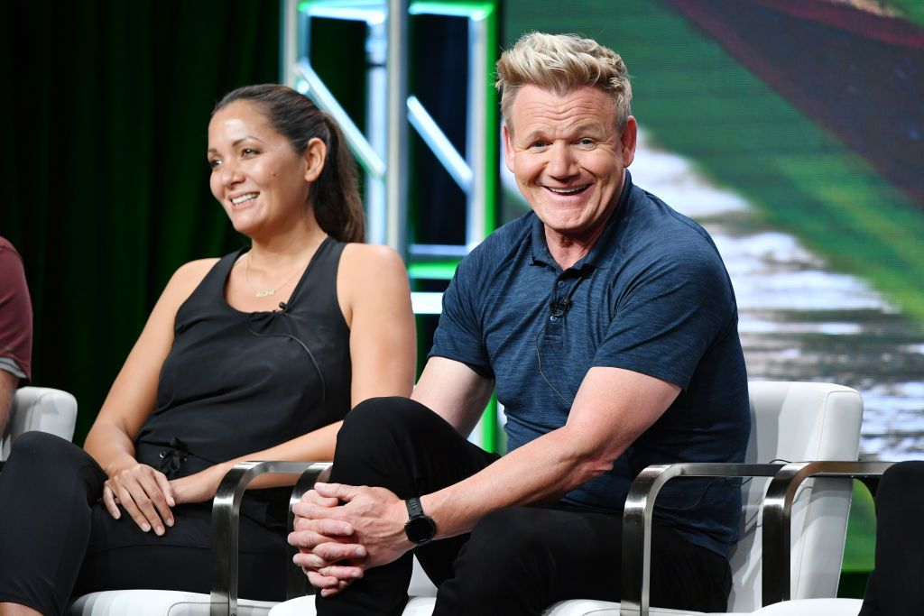 Gordon Ramsay Danced To A Song Named After Him On TikTok