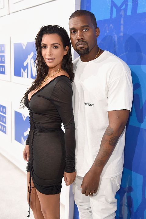 Kim Kardashian And Kanye West Celebrate Wedding Anniversary
