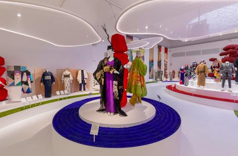 Kimono to Catwalk Victoria and Albert Museum