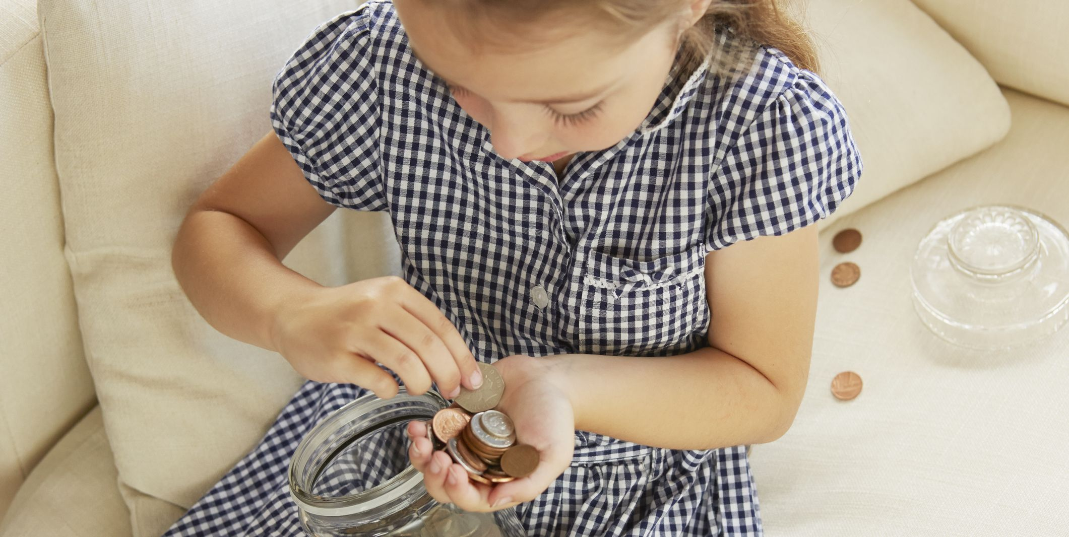 kinderen leren over geld