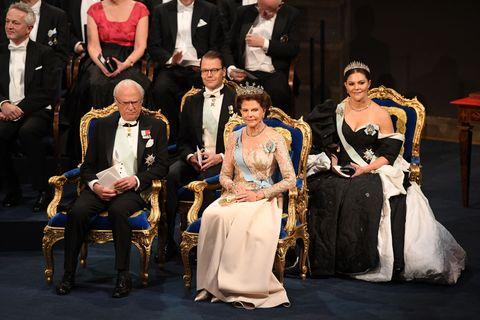 the nobel prize award ceremony 2019