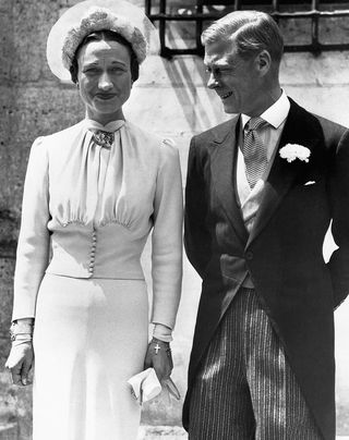 Marriage of the Duke and Duchess of Windsor
