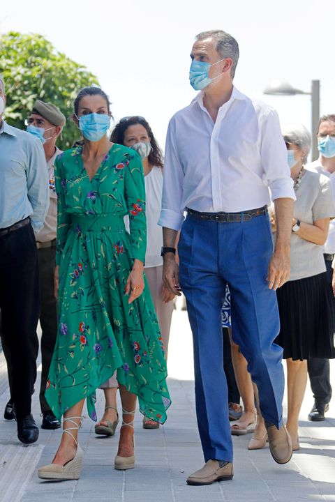 spanish royal tour   palma de mallorca