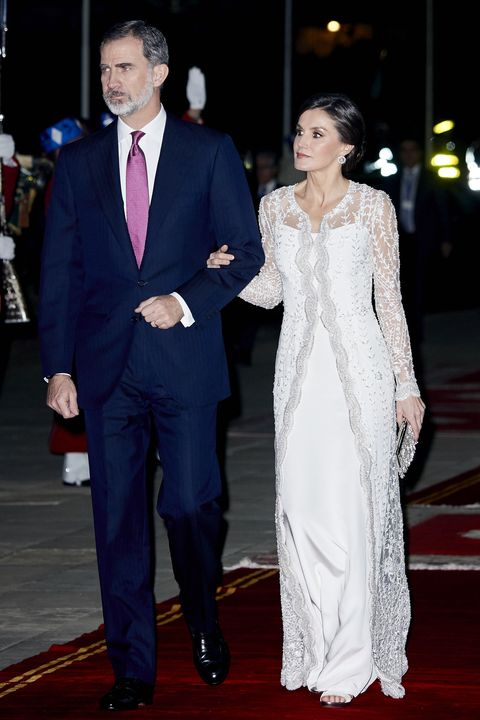 day 1   spanish royals visit morocco