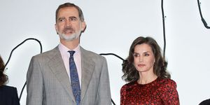 Spanish Royals Inaugurate ARCO Fair 2020