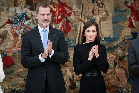 Spanish Royals Deliver 'Premios Nacionales De Investigacion' 2019