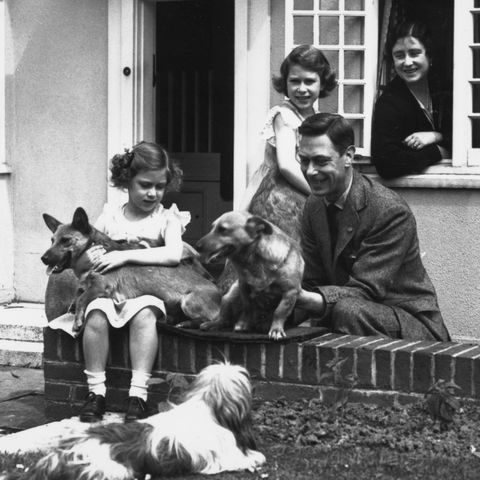 A Rare Look At Queen Elizabeth Ii S Relationship With Her Father