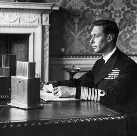 king george VI - 1939 speech