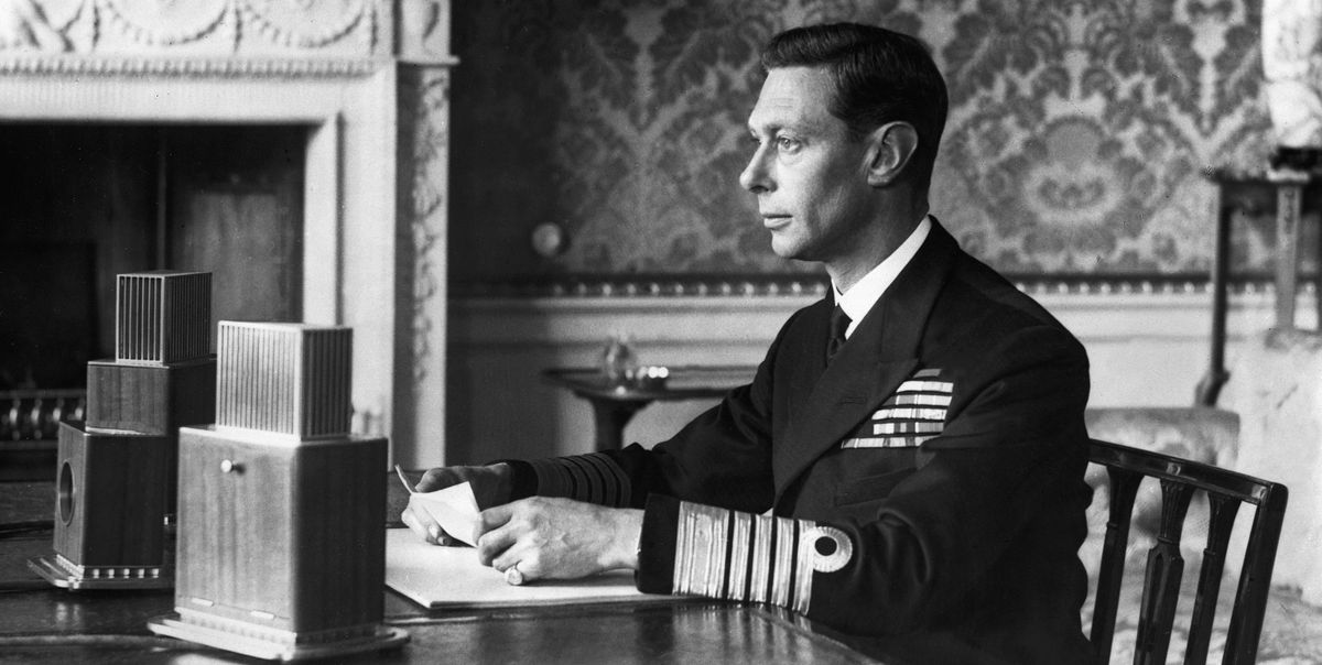 King George VI's Real Speech Therapy Was Probably a Little Different From 'The King's Speech'