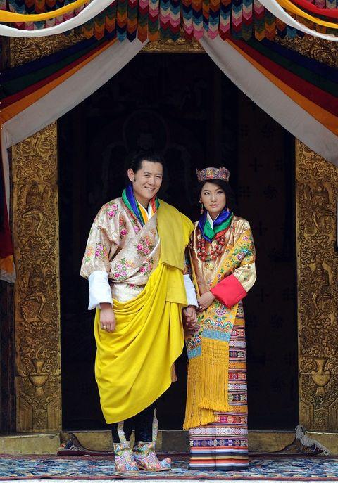 king of bhutan jigme khesar namgyel wang
