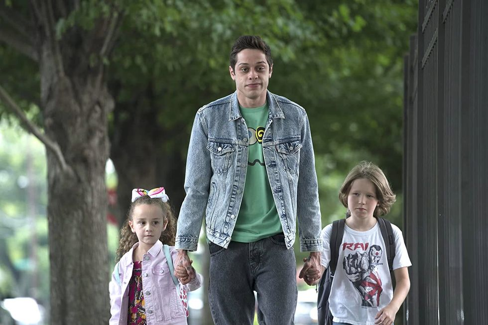 Pete Davidson Address His Real-Life Grief to Make <em>The King of Staten Island</em> thumbnail