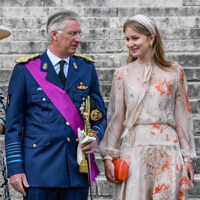 belgian national day royal family