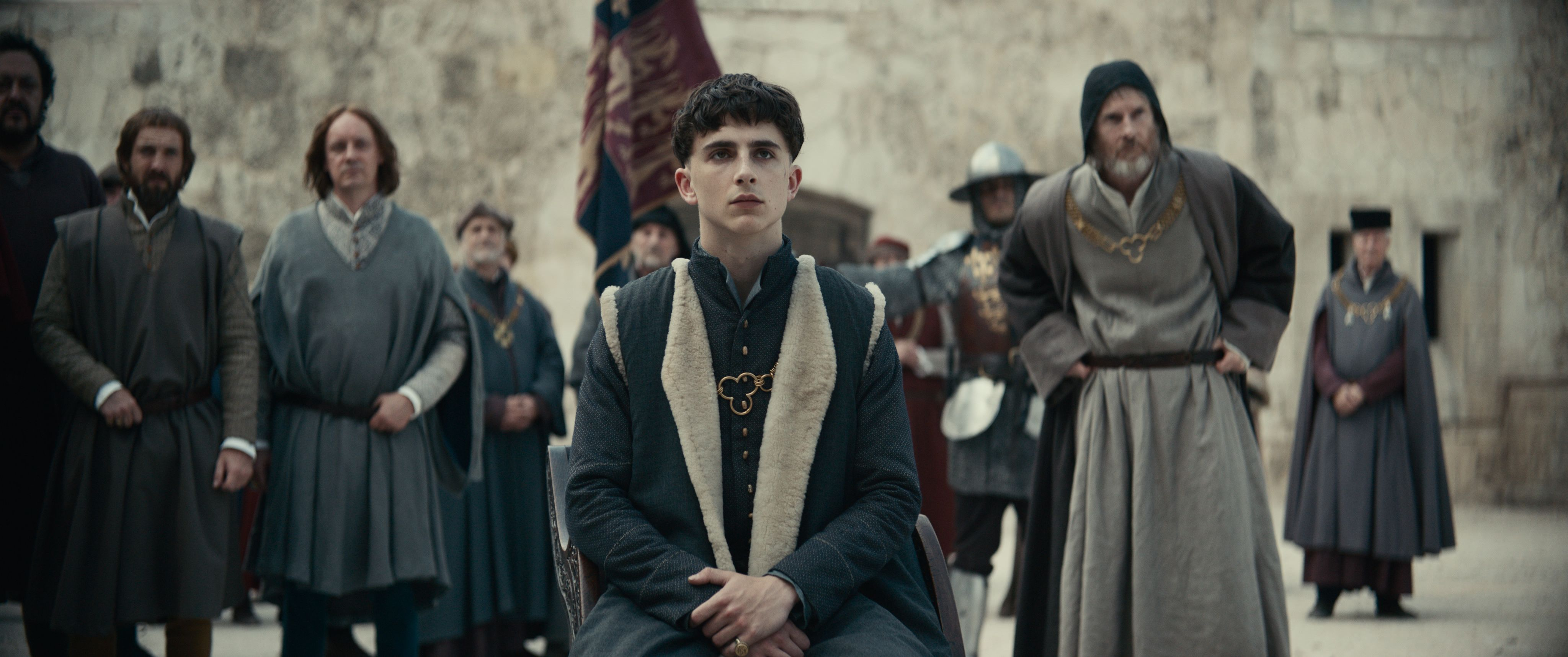 The King Trailer Shows Timothée Chalamet In Full Game Of Thrones Mode